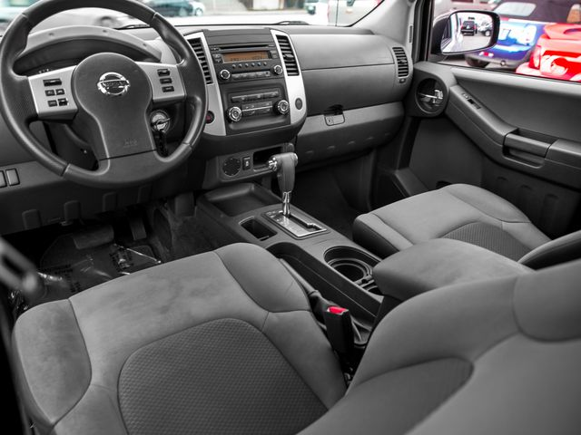 2015 Nissan Xterra X Burbank, CA 8