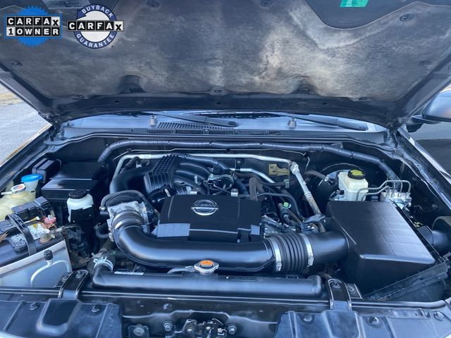 2015 Nissan Xterra Pro-4X Madison, NC 38