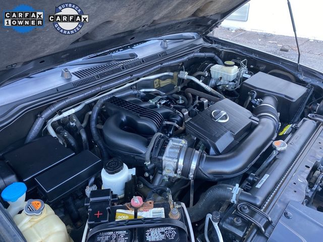 2015 Nissan Xterra Pro-4X Madison, NC 40