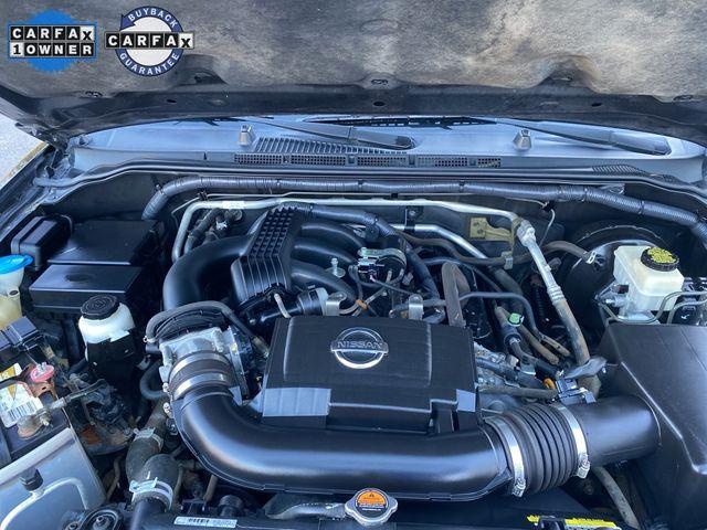 2015 Nissan Xterra Pro-4X Madison, NC 41