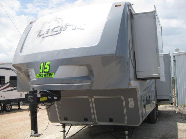 2015 Open Range Lite 297RLS Odessa, Texas 1