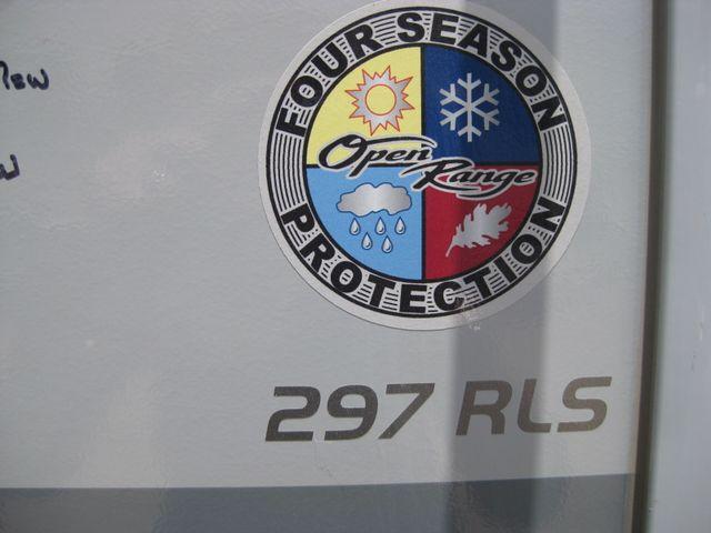 2015 Open Range Lite 297RLS Odessa, Texas 24