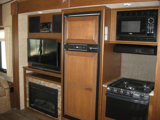 2015 Open Range Lite 297RLS Odessa, Texas 6