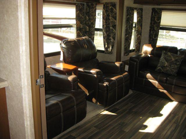 2015 Open Range Roamer 430RLS Odessa, Texas 6