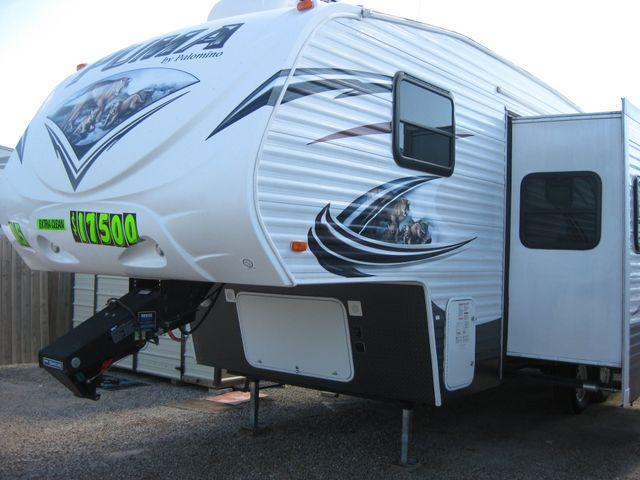 2015 Palomino Puma 259 RBSS Odessa, Texas 1