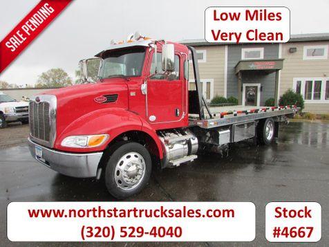 2015 Peterbilt 337 Roll-Back Truck 21' Bed  in St Cloud, MN