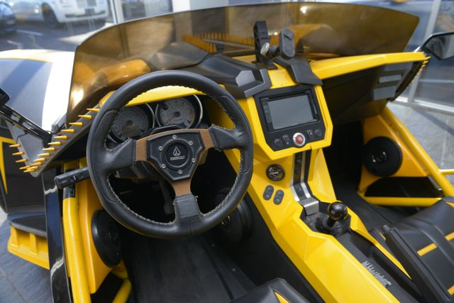 2015 Polaris Slingshot  Custom Houston, Texas 5