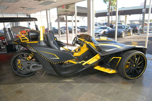 2015 Polaris Slingshot  Custom Houston, Texas 1