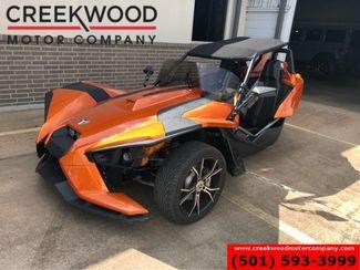 2015 Polaris SLINGSHOT SL Trike 3-Wheeler Orange Low Miles Extras CLEAN in Searcy, AR 72143