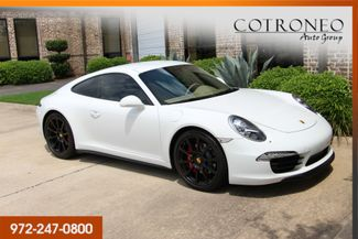 2015 Porsche 911 Carrera 4S Coupe in Addison, TX 75001