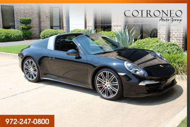 2015 Porsche 911 Targa 4S in Addison TX, 75001