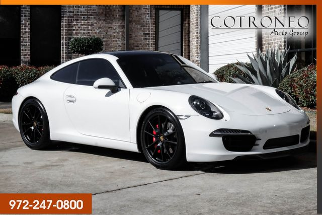 2015 Porsche 911 Carrera S in Addison, TX 75001
