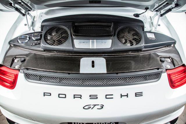 2015 Porsche 911 GT3 in Addison, TX 75001