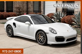 2015 Porsche 911 Turbo S Coupe in Addison, TX 75001