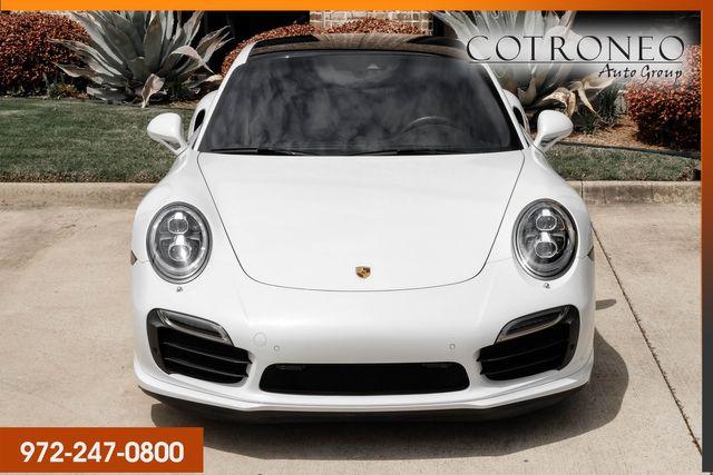 2015 Porsche 911 Turbo S Coupe in Addison, TX 75001