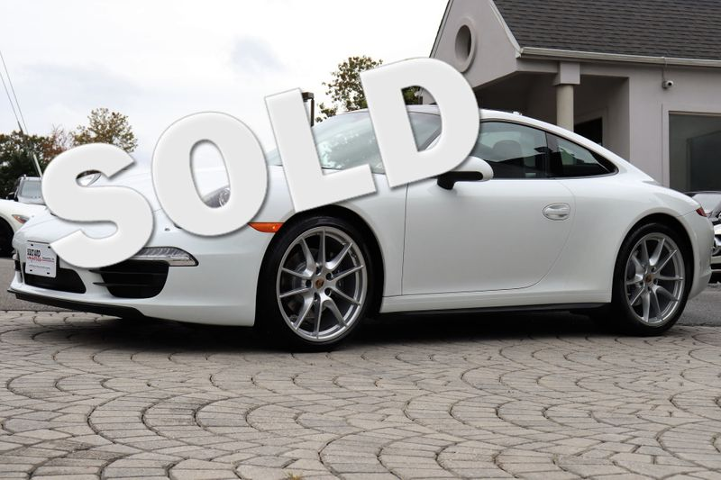 2015 Porsche 911 Carrera 4 Coupe in Alexandria VA