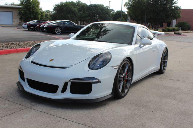 2015 Porsche 911 GT3 Austin , Texas 1