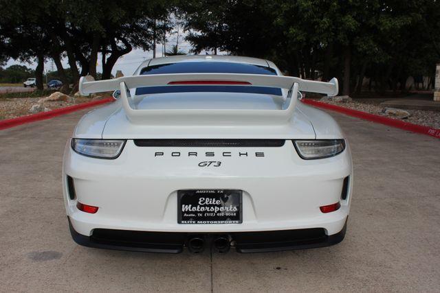 2015 Porsche 911 GT3 Austin , Texas 10