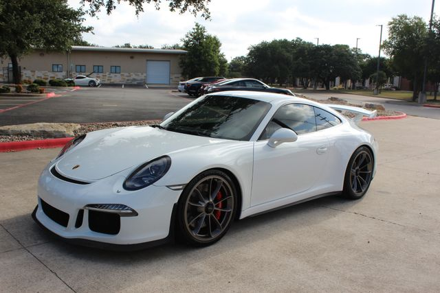 2015 Porsche 911 GT3 Austin , Texas 3