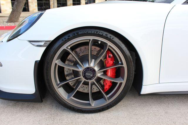 2015 Porsche 911 GT3 Austin , Texas 15