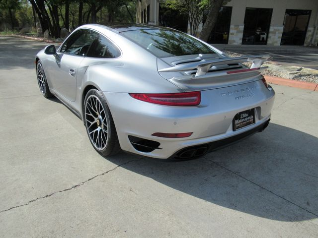 2015 Porsche 911 Turbo S Austin , Texas 5