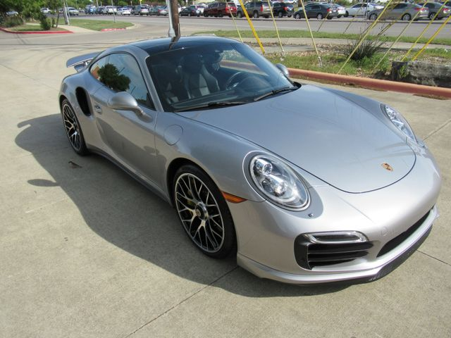 2015 Porsche 911 Turbo S Austin , Texas 13