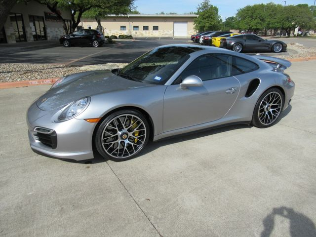2015 Porsche 911 Turbo S Austin , Texas 0