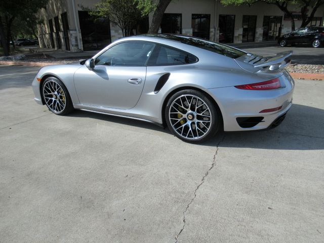 2015 Porsche 911 Turbo S Austin , Texas 4