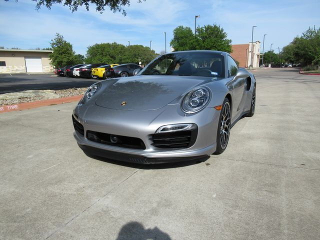 2015 Porsche 911 Turbo S Austin , Texas 15