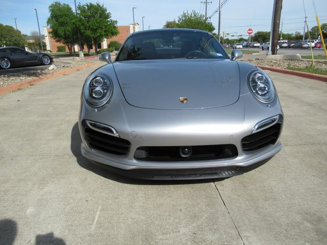 2015 Porsche 911 Turbo S Austin , Texas 14