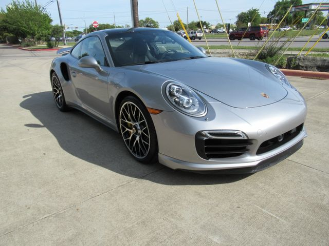 2015 Porsche 911 Turbo S Austin , Texas 12