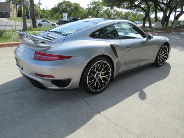 2015 Porsche 911 Turbo S Austin , Texas 9