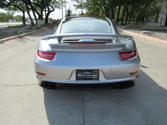 2015 Porsche 911 Turbo S Austin , Texas 6