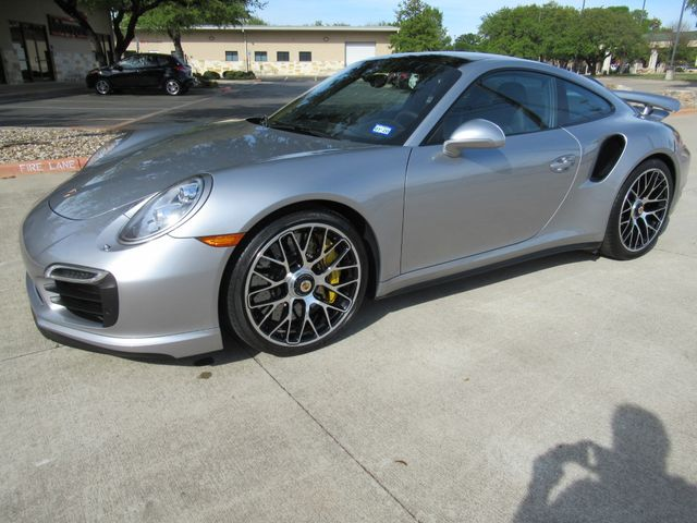 2015 Porsche 911 Turbo S Austin , Texas 1