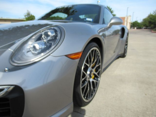 2015 Porsche 911 Turbo S Austin , Texas 3