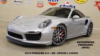 2015 Porsche 911 Turbo Coupe MSRP 176K,ROOF,BURMESTER,EXHAUST,6K in Carrollton, TX 75006