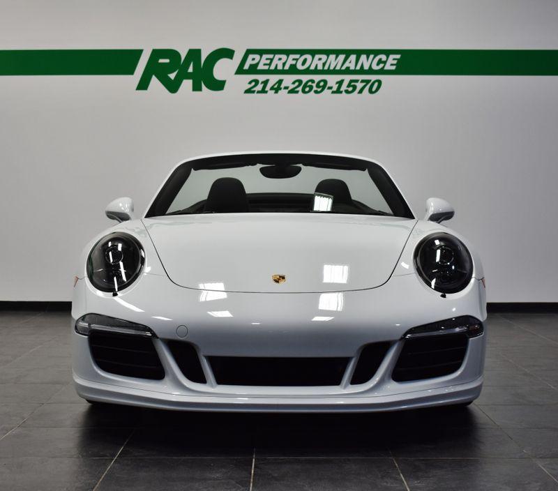 2015 Porsche 911 Carrera 4 GTS Cabriolet in Carrollton, TX