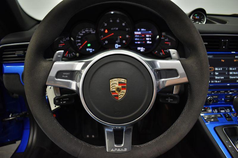 2015 Porsche 911 Carrera GTS Cabriolet in Carrollton, TX