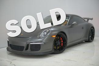 2015 Porsche 911 GT3 Houston, Texas