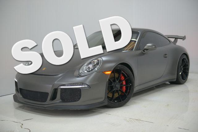 2015 Porsche 911 GT3 Houston, Texas 0