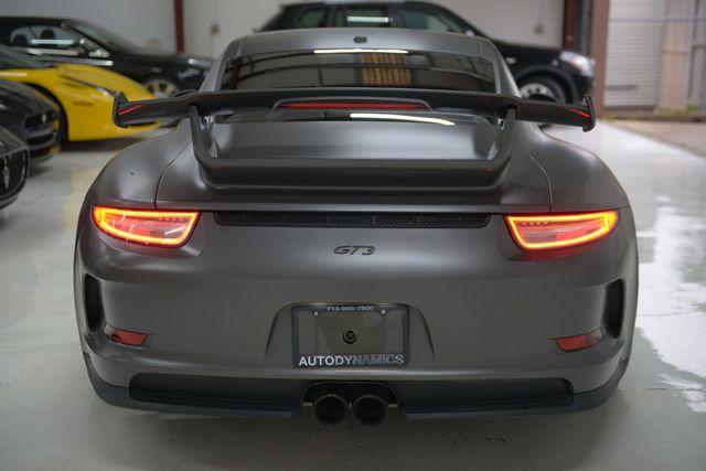 2015 Porsche 911 GT3 Houston, Texas 10