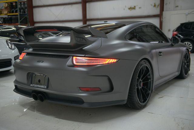 2015 Porsche 911 GT3 Houston, Texas 12