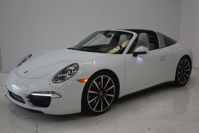 2015 Porsche 911  4S Targa Houston, Texas 7