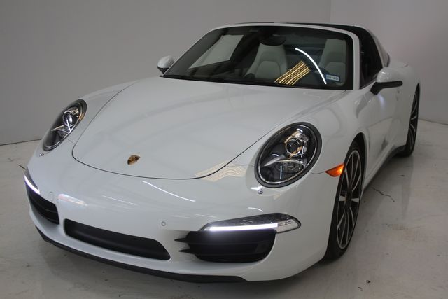 2015 Porsche 911  4S Targa Houston, Texas 8