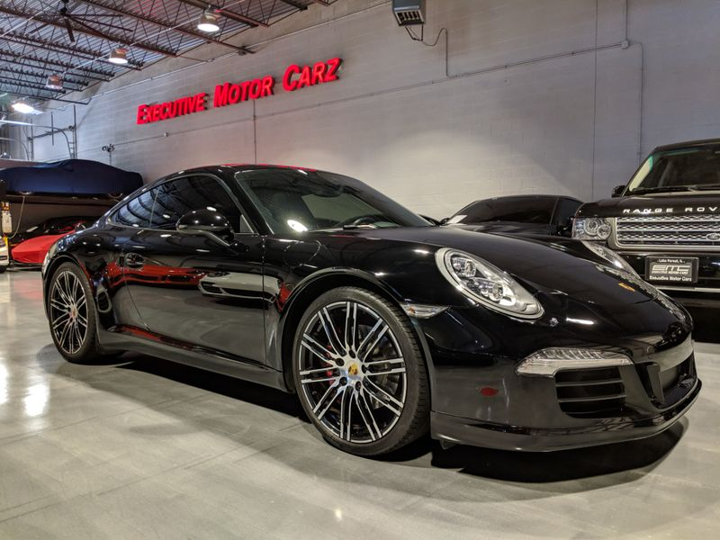 2015 Porsche 911 Carrera S  Lake Forest IL  Executive Motor Carz  in Lake Forest, IL