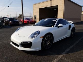 2015 Porsche 911 Turbo Coupe LINDON, UT