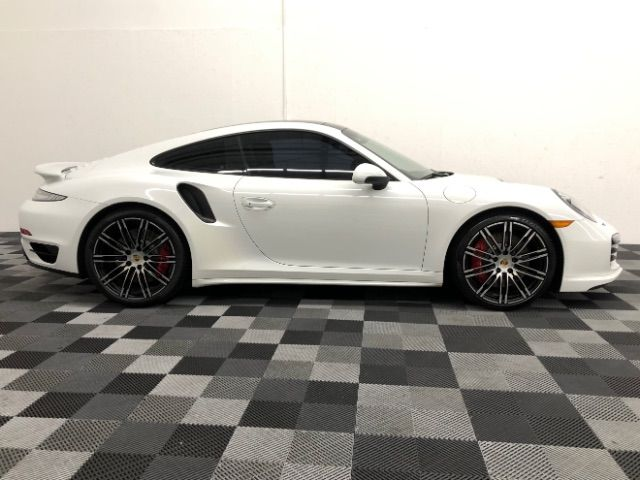 2015 Porsche 911 Turbo Coupe LINDON, UT 10
