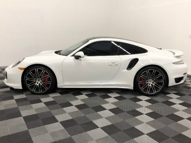 2015 Porsche 911 Turbo Coupe LINDON, UT 4