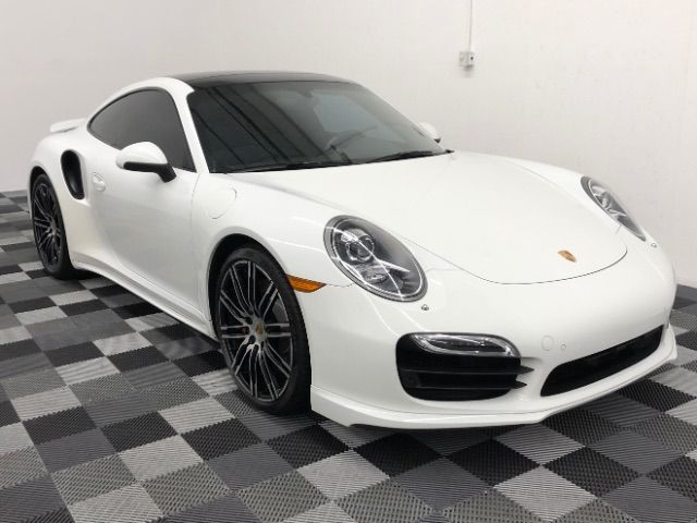 2015 Porsche 911 Turbo Coupe LINDON, UT 8