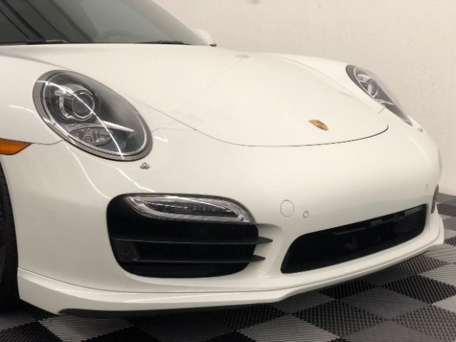 2015 Porsche 911 Turbo Coupe LINDON, UT 12